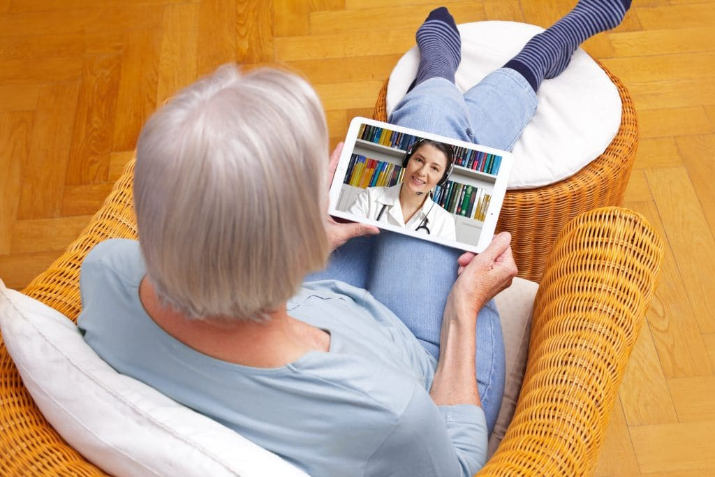 telehealth and rehabilitation therapy