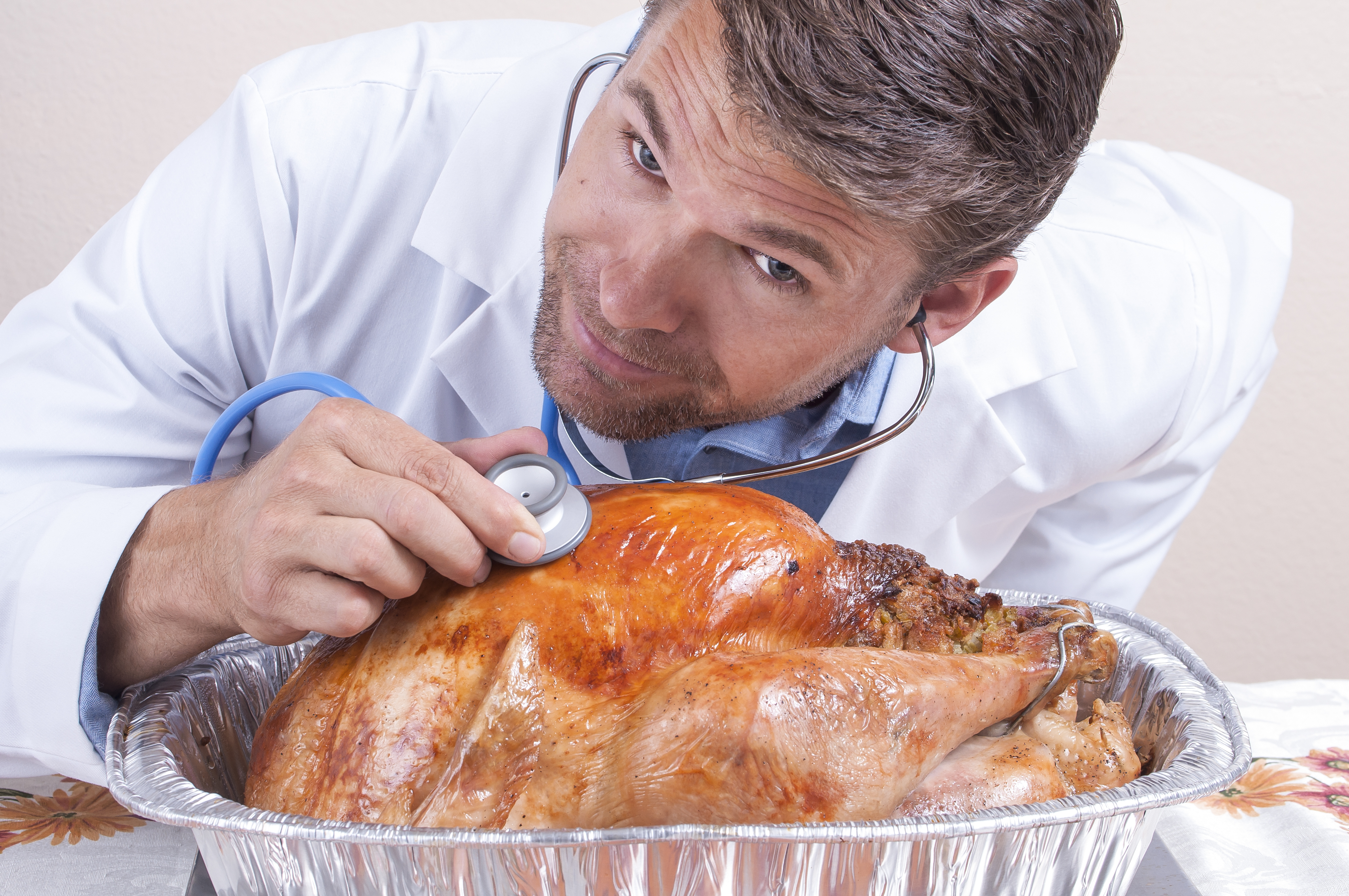 Working on Thanksgiving: What it's like for Healthcare Professionals